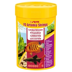 FD artemia shrimps - 0,00 €