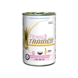 Trainer fitness3 lattina 400 gr. cucciolo - 0,00 €