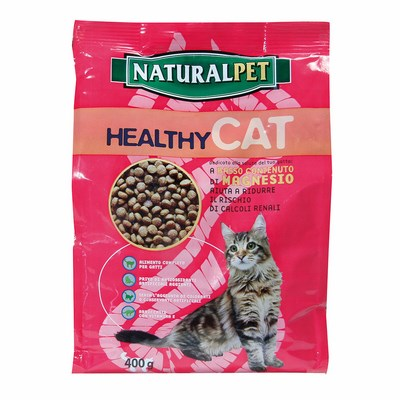 Naturalpet healty 400 gr urinary
